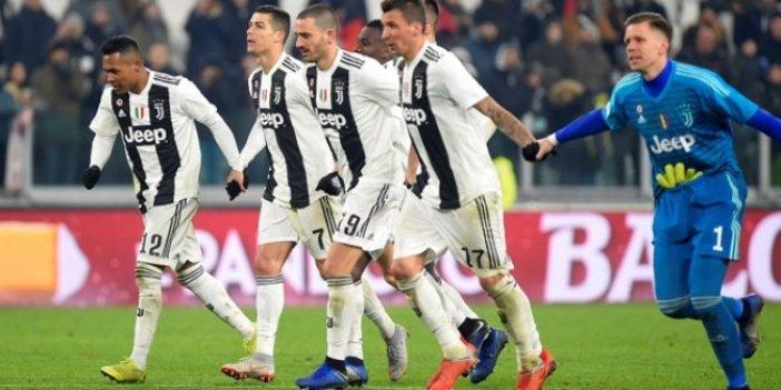 Juventus bir rekoru daha kırdı!