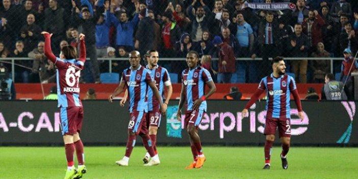 Karadeniz derbisini Trabzonspor farklı kazandı