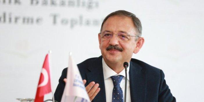 """""""Mehmet Özhaseki'ye aldanma ey ülkücü"""""""