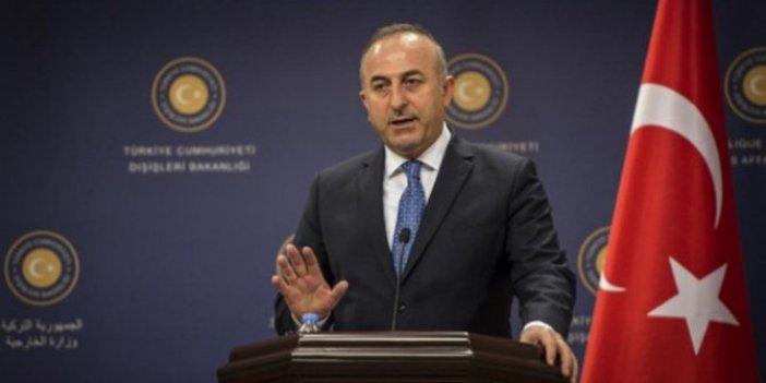 Bakan Çavuşoğlu'ndan Kaşıkçı açıklaması