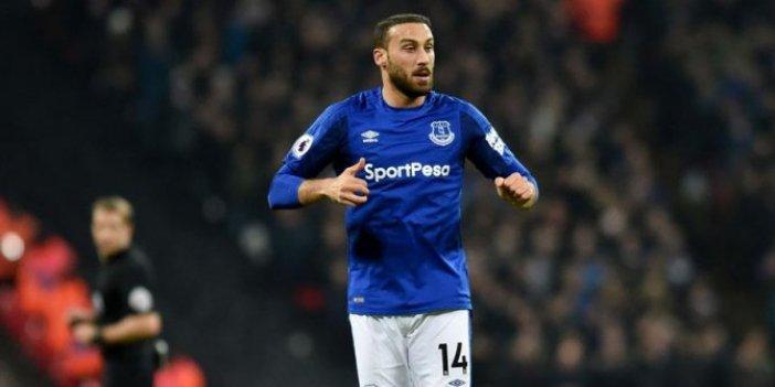 Everton Cenk hakkında kararını verdi!