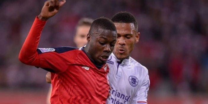 Lille'in Pepe için istediği bonservis belli oldu