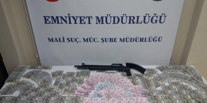 İstanbul'da milyon dolarlık kalpazan operasyonu