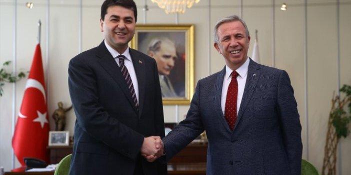 """Mansur Yavaş: """"Ankara'da belediye başkanı değişecek"""""""