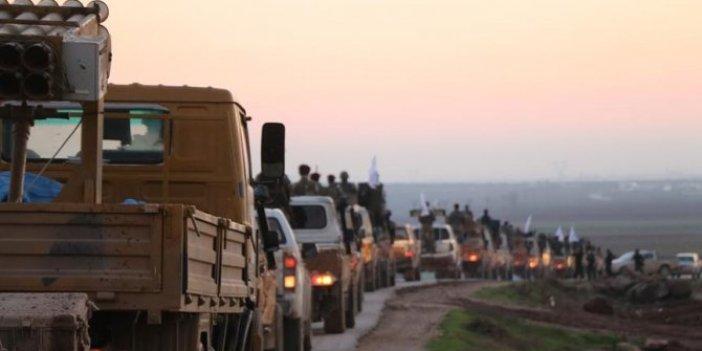 ÖSO'dan Menbiç cephe hattına yeni takviye