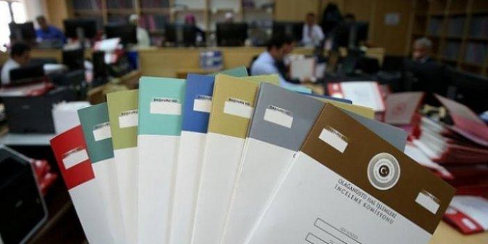 OHAL Komisyonu'ndan başvuru açıklaması