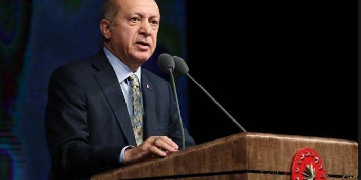 Cumhurbaşkanı Erdoğan'dan Nurettin Sözen'e yanıt