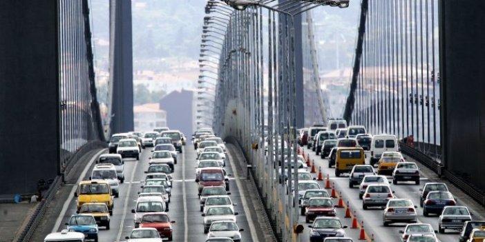 Motorlu Taşıtlar Vergisi'ne yüzde 15,9 zam