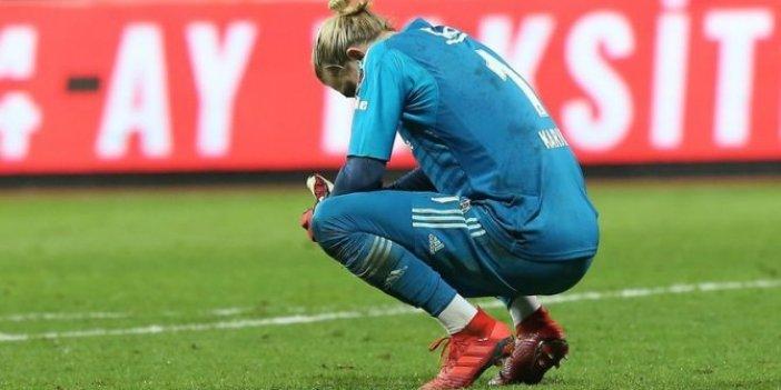 Beşiktaş, 2018 yılında beklentilerin altında kaldı