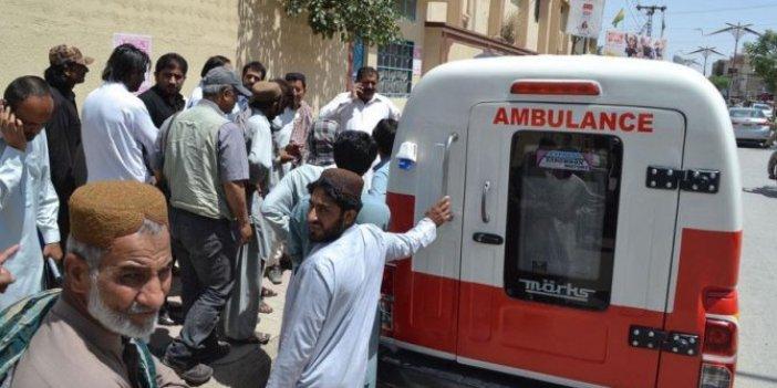 Afganistan'da Taliban saldırısı: 20 ölü