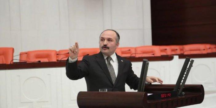 MHP'li Erhan Usta kesin ihraç talebiyle disipline sevk edildi!
