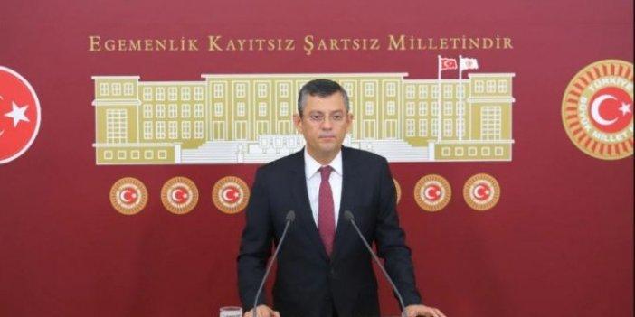 Özgür Özel'den Erdoğan ve Bahçeli'ye Millet İttifakı tepkisi!
