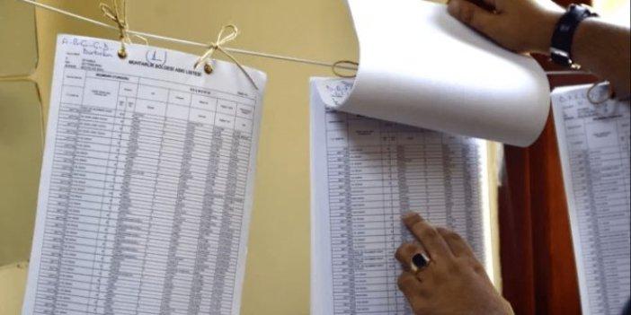 Yerel seçimler öncesinde hayali seçmen iddiası!