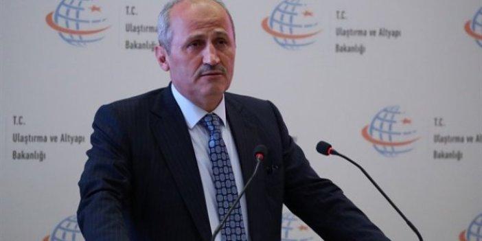 Ulaştırma Bakanı Cahit Turan'dan midye hassasiyeti
