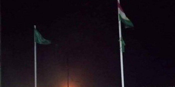 Irak'tan peşmerge paçavrası açıklaması