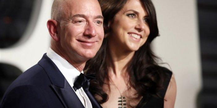 Dünyanın en zengin adamı boşanıyor