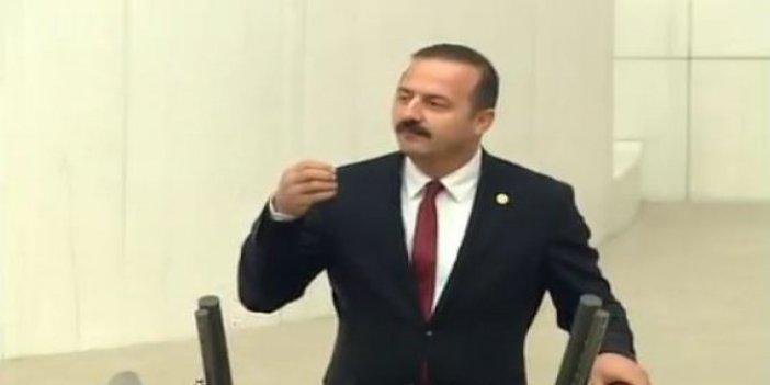 """İYİ Partili Ağıralioğlu: """"Seçilirse Binali Yıldırım görevi bırakmasın!"""""""