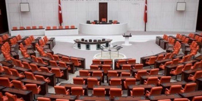 Meclis'in yasama inisiyatifi kırıldı!