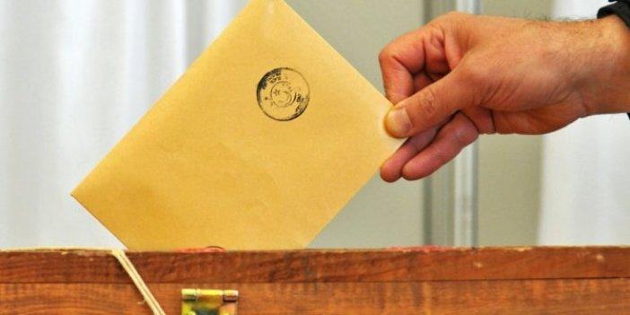 YSK'dan yerel seçim açıklaması