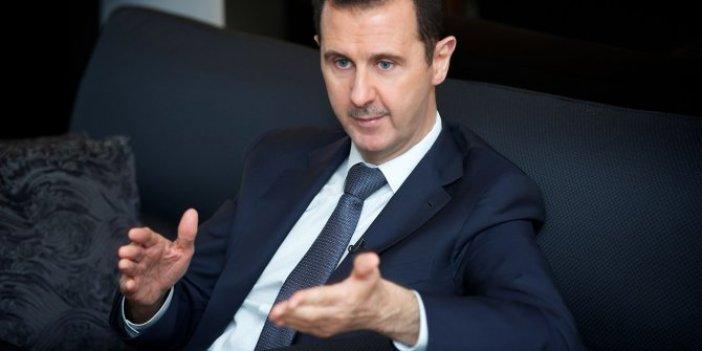 Esad rejiminden AB'ye vize yasağı