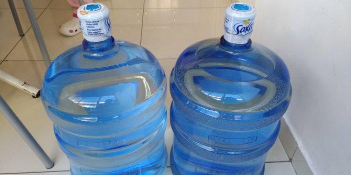 Baran Bozoğlu: Musluk suyu damacanadan daha sağlıklı