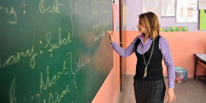 Özel okullardaki öğretmenlerin iş güvencesi ortadan kalktı