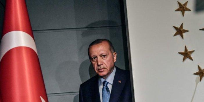 Erdoğan'a 1071 metrekare yetmedi!