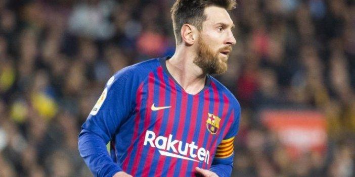 Messi, İspanya'da 400 gole ulaşan ilk oyuncu oldu