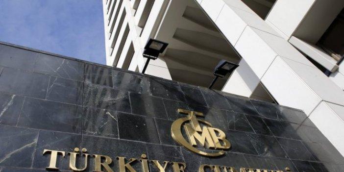 Merkez Bankası'nın kârının yüzde 90'ı Hazine'ye devredildi!