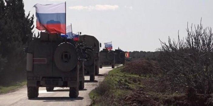 ABD bitti Ruslar geldi: Menbiçte PKK ile ortak devriye