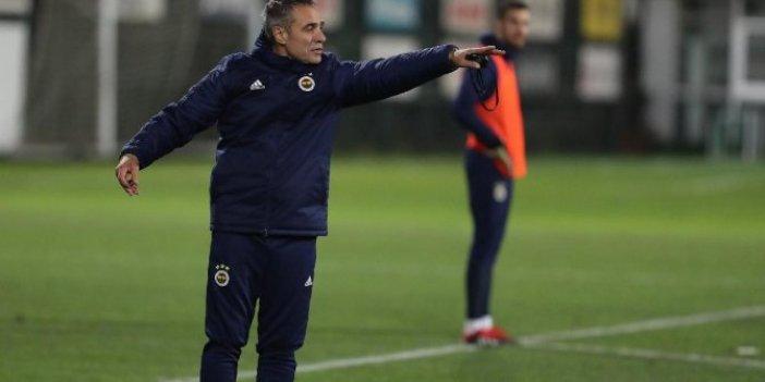 Fenerbahçe'de iki yıldız kadroya alınmadı
