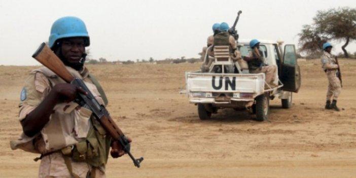 BM Görevlilerine silahlı saldırı