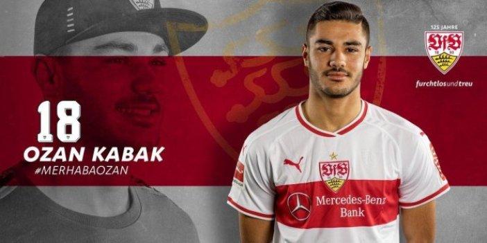 Stuttgart teknik direktöründen Ozan Kabak müjdesi