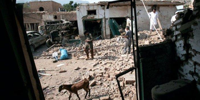 Afganistan'da askeri kampa bombalı saldırı