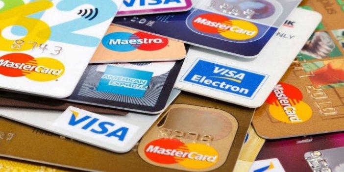 BDDK'dan kredi kartı borçları için yeni düzenleme!