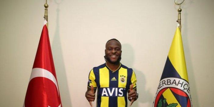Fenerbahçe Victor Moses transferini açıkladı