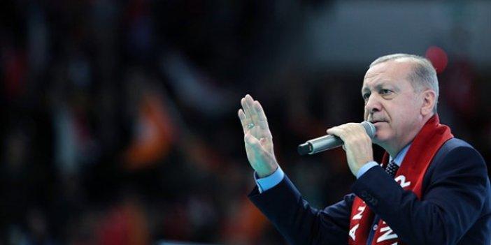 Erdoğan yine marketlere yüklendi