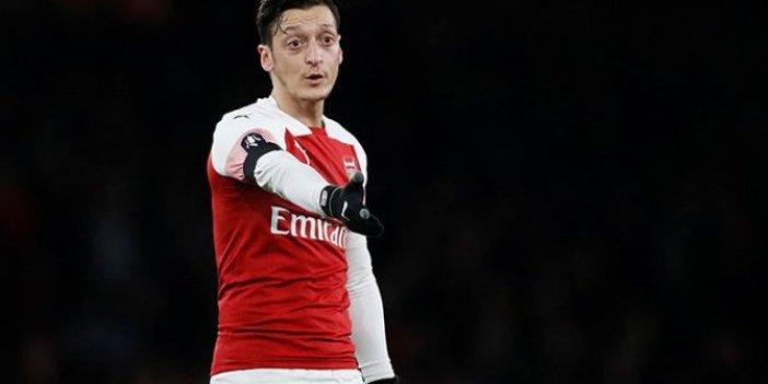 Mesut Özil için Başakşehir iddiası