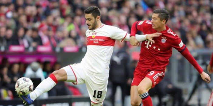 Ozan Kabak, ilk maçında Bayern Mühih'e direnemedi