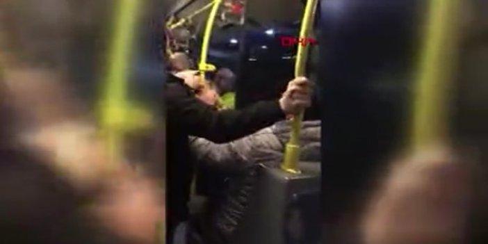 Fenerbahçeli ve Malatyasporlu taraftarlar arasında kavga