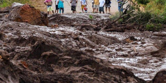 Brezilya'daki baraj faciasında ölü sayısı artıyor