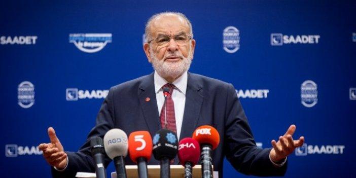 Temel Karamollaoğlu'ndan Cumhur İttifakı'na HDP eleştirisi!