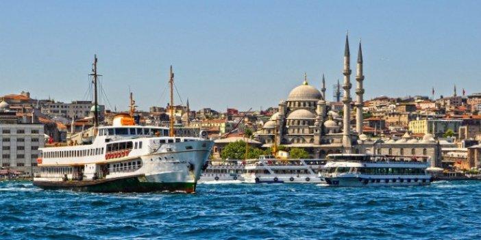 İstanbul için dikkat çeken anket sonucu