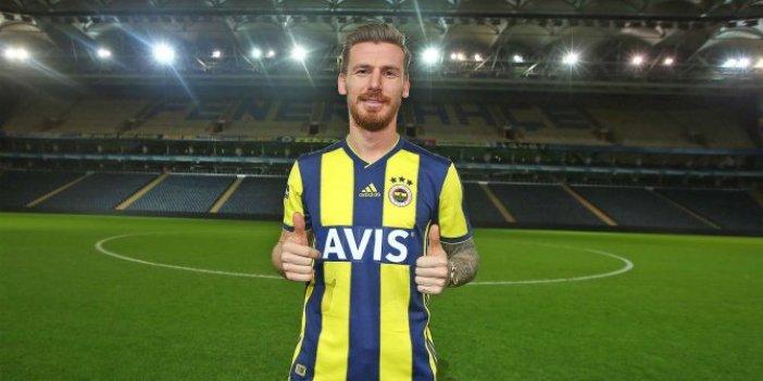 Serdar Aziz resmen Fenerbahçe'de