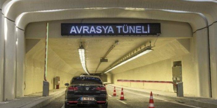 Ulaştırma Bakanlığı'ndan Avrasya Tüneli'ne zam açıklaması