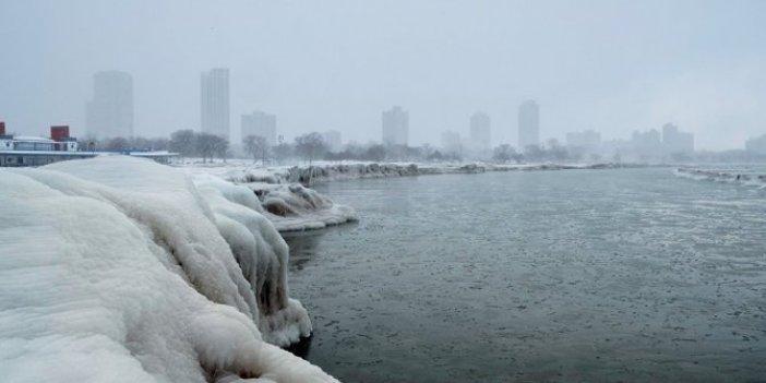 ABD'de 'kutup girdabı' soğukları