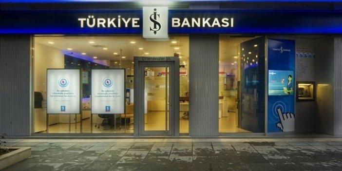 Erdoğan'ın açıklaması sonrası İş Bankası hisseleri düştü