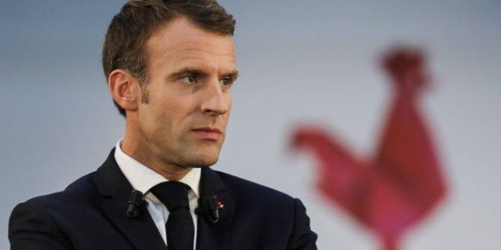 Fransa Cumhurbaşkanı Macron'dan skandal soykırım kararı!