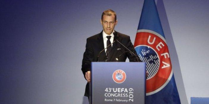 Aleksander Ceferin yeniden UEFA başkanlığına seçildi