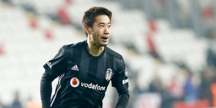 Beşiktaş'ın Kagawa paylaşımı olay yarattı!